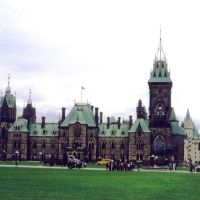 CANADIAN PARLIAMENT, Оттава