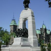 Canadian Memorial Ottawa, Оттава
