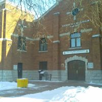 McLaughlin Armoury, Ошава