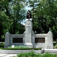 Oshawa War Memorial Monument, Ошава