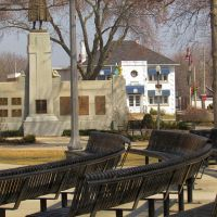 Oshawa Memorial Park, Ошава
