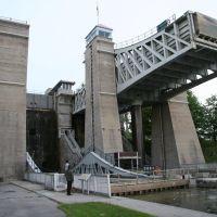 Peterborough lift lock, Петерборо