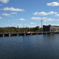 Otonabee River Dam, Peterborough, ON, Петерборо