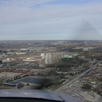 090114 Final Approach to CYKZ Runway 33, Ричмонд-Хилл
