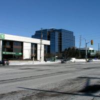 道明加拿大信託 (陸港台民宅區) ☺ TD Canada Trust ☺ ธนาคารทีดี แคนาดาทรัสต์, Ричмонд-Хилл