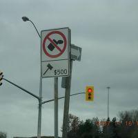 Interesting Traffic Sign, Ричмонд-Хилл