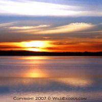 Chesterfield Lake Panorama, Садбури