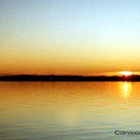 Peterlong Lake Panorama, Садбури
