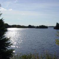 Ivanhoe Lake, Садбури
