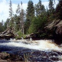 Kaneki Lake Falls - Looking West, Садбури