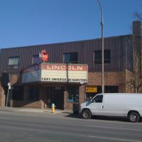 Former Lincoln Cinema St. Paul Street in St Catharines, Сант-Катаринс