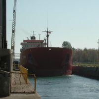 Welland Canal Ship Lift #3, Сант-Катаринс