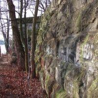 the stone wall, Сант-Катаринс