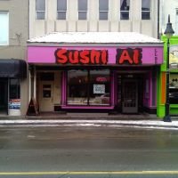 Sushi Ai, Сант-Катаринс