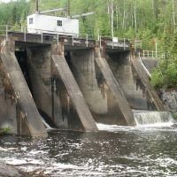 Long Lake Water dam, Сант-Томас