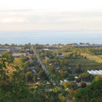 McNeilly Road from atop the escarpment, Стони-Крик