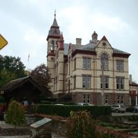 Perth County Courthouse, Stratford 2008, Стратфорд