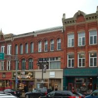 Ontario Street, Stratford 2008, Стратфорд