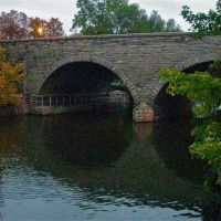 Huron St. Bridge, Стратфорд