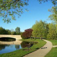 Park in Stratford, Стратфорд