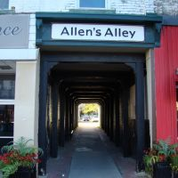 Allens Alley, Стратфорд