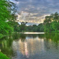 Avon River, Stratford, Стратфорд