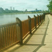Gillies Lake Boardwalk, North Entrance, Тимминс