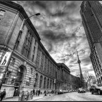 Toronto_Front-Street, Торонто