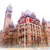 Old City Hall Court - Toronto, Торонто