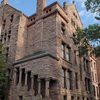 Richardsonian Romanesque style..., Торонто