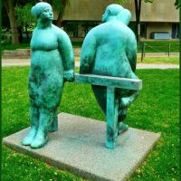Neighbours (Conversation) Joe Rosenthal 2001, Торонто