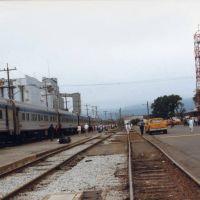 Railway Station, Thundr Bay, Ontario, Canada, Тундер Бэй