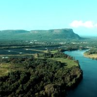 Thunder Bay Mt McKay and the Kam River., Тундер Бэй