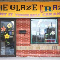 The Glaze Craze; The Pottery Painting Place, Торнхилл
