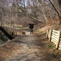 Park in April, Торнхилл
