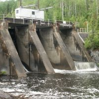 Long Lake Water dam, Уиллоудэйл