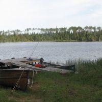 Esnagami Outpost camp, Уиллоудэйл