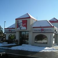 Taco Bell Newmarket, Ontario, Ньюмаркет