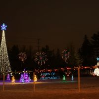 Town of Newmarket, Festival of Lights, Ньюмаркет