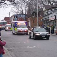 2009 Santa Claus Parade on Main St. S., Ньюмаркет