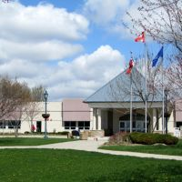 Town of Newmarket Municipal Office., Ньюмаркет