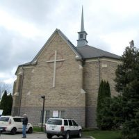 St. Andrews Presbyterian Church. Newmarket, ON, Ньюмаркет