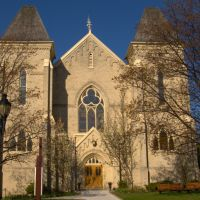 Trinity United Church, Newmarket,ON, Ньюмаркет