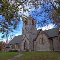 St.Pauls Anglican Church-Newmarket, ON, Ньюмаркет