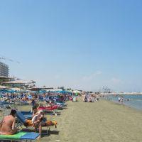 Larnaka Beach, Ларнака