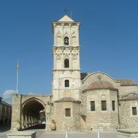 Agios Lazaros görög-ortodox tempolom, Larnaca legnagyobb nevezetessége, Ларнака