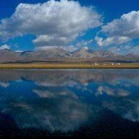 Lago Song Kol, Ак-Шыйрак