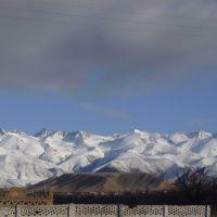 Kyrgyzstan, Boz-Teri, Бостери