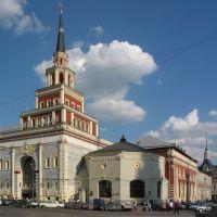 Казанский вокзал, Покровка