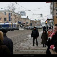 Улица Покровка. / Pokrovka street., Покровка